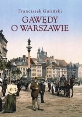 Okładka książki Gawędy o Warszawie Franciszek Galiński