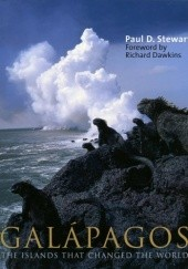Okładka książki Galápagos. The Islands that Changed the World Richard Dawkins,Paul D. Stewart