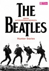 Okładka książki The Beatles Hunter Davies