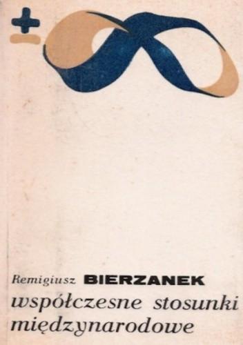 Okładka książki Współczesne stosunki międzynarodowe