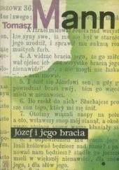 Okładka książki Józef i jego bracia Thomas Mann