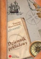 Okładka książki Seawolf. Dziennik pokładowy Tomasz Mierzwiński
