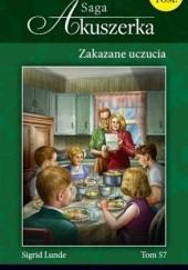 Okładka książki Zakazane uczucia Sigrid Lunde