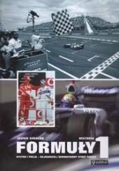 Okładka książki Historia formuły 1 - Giraldo Javier Javier Giraldo