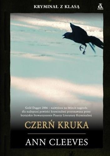 Okładka książki Czerń Kruka Ann Cleeves