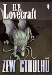 Okładka książki Zew Cthulhu H.P. Lovecraft
