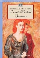 Okładka książki Synowie i kochankowie David Herbert Lawrence