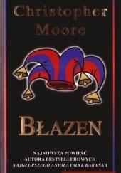 Okładka książki Błazen Christopher Moore