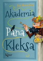Okładka książki Akademia Pana Kleksa Jan Brzechwa