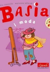 Okładka książki Basia i moda Zofia Stanecka,Marianna Oklejak