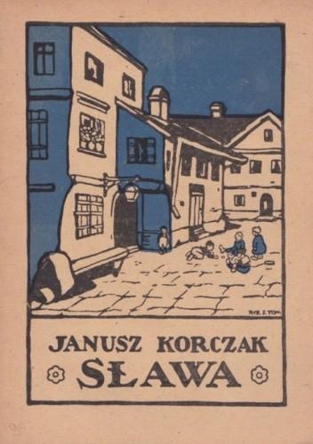 Okładka książki Sława Janusz Korczak