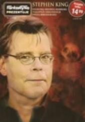 Okładka książki Nowa Fantastyka prezentuje Stephen King + Blaze Łukasz Orbitowski,Redakcja miesięcznika Fantastyka