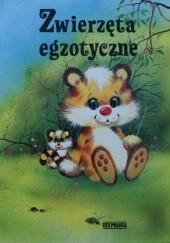 Okładka książki Zwierzęta egzotyczne E. Pezzoli