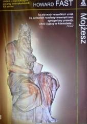 Okładka książki Mojżesz Howard Fast