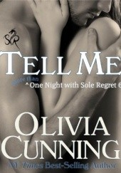 Okładka książki Tell me Olivia Cunning