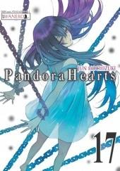 Okładka książki Pandora Hearts: tom 17 Jun Mochizuki