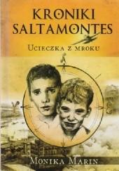 Okładka książki Ucieczka z mroku Monika Marin