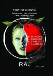 Okładka książki Raj Tadeusz Kijański