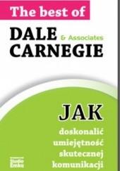 Okładka książki Jak doskonalić umiejętność skutecznej komunikacji Dale Carnegie