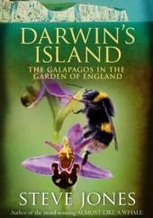 Okładka książki Darwins Island: The Galápagos in the Garden of England Steve Jones