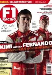 Okładka książki F1 Racing nr 11/2013 Redakcja magazynu F1 Racing