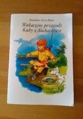 Okładka książki Wakacyjne przygody Kuby z Sochaczewa Stanisław Jerzy Hajto