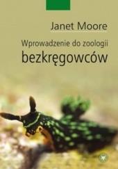 Okładka książki Wprowadzenie do zoologii bezkręgowców Janet Moore