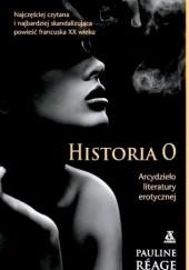 Okładka książki Historia O Pauline Réage