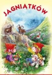 Okładka książki Bajkowy przewodnik dla dzieci Jagniątków Maria Nienartowicz