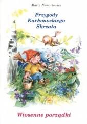 Okładka książki Przygody Karkonoskiego Skrzata cz. II Maria Nienartowicz