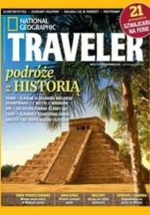 Okładka książki National Geographic Traveler 10/2013 (71) Redakcja magazynu National Geographic