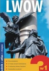 Okładka książki Lwów praca zbiorowa