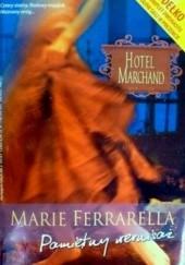 Okładka książki Pamiętny wernisaż Marie Ferrarella