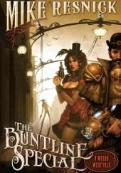Okładka książki The Buntline Special Mike Resnick