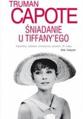 Okładka książki Śniadanie u Tiffanyego Truman Capote