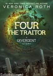 Okładka książki The Traitor: A Divergent Story Veronica Roth
