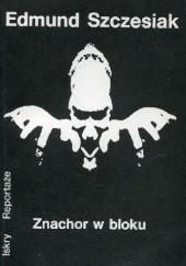 Okładka książki Znachor w bloku Edmund Szczesiak