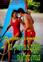 Okładka książki Od pierwszego wejrzenia Barbara Boswell