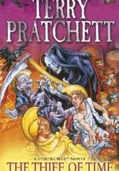 Okładka książki Thief of Time Terry Pratchett