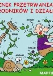 Okładka książki Podręcznik przetrwania dla ogrodników i działkowców Martin Baxendale