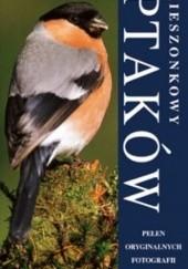 Okładka książki Kieszonkowy atlas ptaków John Woodward,Jonathan Elphick