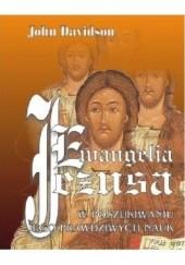 Okładka książki Ewangelia Jezusa. W poszukiwaniu jego prawdziwych nauk John Davidson