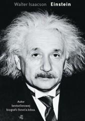 Okładka książki Einstein. Jego życie, jego wszechświat Walter Isaacson