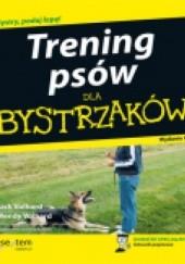 Okładka książki Trening psów dla bystrzaków Jack Volhard