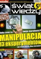 Okładka książki Świat Wiedzy (12/2013) Redakcja pisma Świat Wiedzy