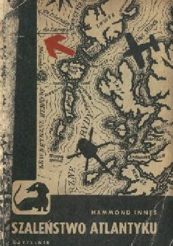 Okładka książki Szaleństwo Atlantyku