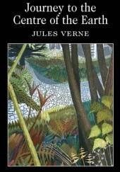 Okładka książki Journey to the Centre of the Earth Juliusz Verne
