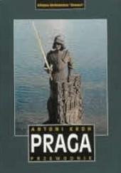 Okładka książki PRAGA. Przewodnik Antoni Kroh