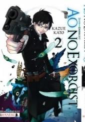 Okładka książki Ao No Exorcist 2 Kato Kazue