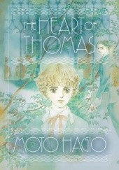Okładka książki The Heart of Thomas Moto Hagio